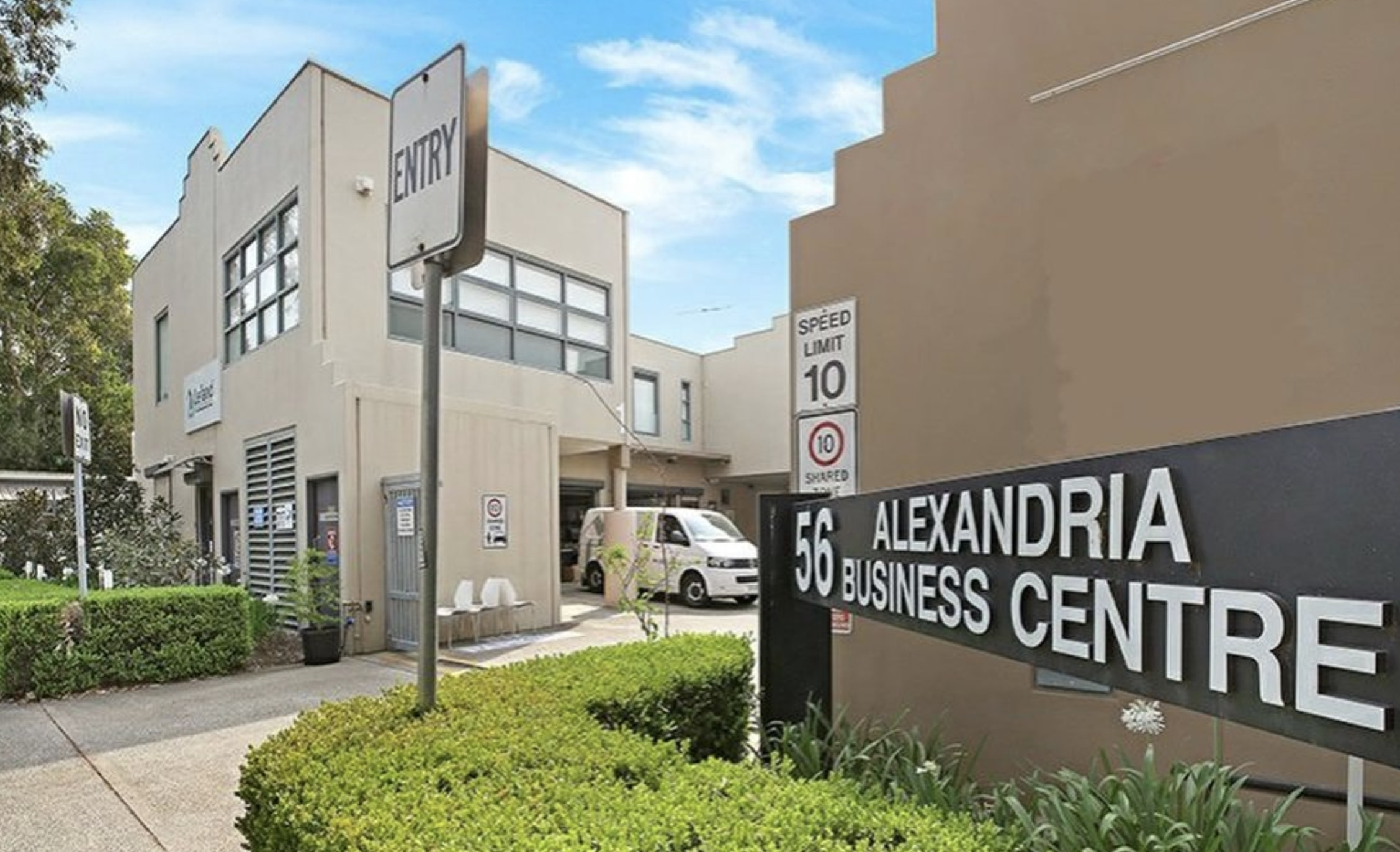 Alexandria Business Centre