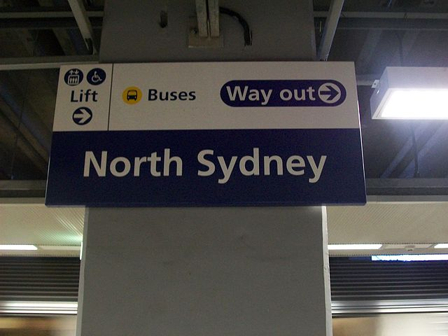 North Sydney Station